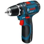 Akkubohrer Bosch GSR 10,8-2-LI Professional test bewertung