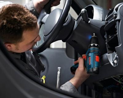 kompakte bauweise Bosch GSR 10,8-2-LI