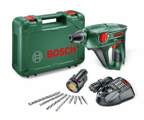 Bosch Home & Garden Uneo Akku-Bohrhammer Universal Ladegerät Akku