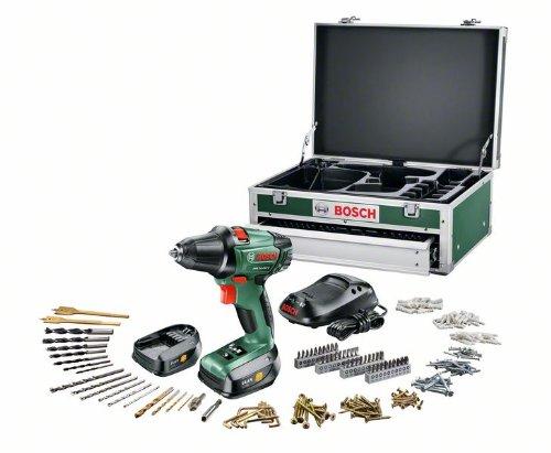 Bosch PSR 14,4 LI-2 akkuschrauber set 241 teilig