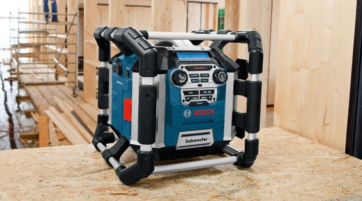 Bosch radio GML 50 Professional