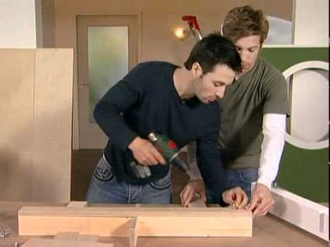house of bosch tutorial video diy