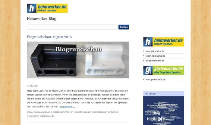 blog heimwerker-de