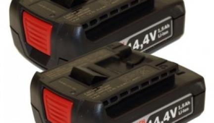 Akkus und Akkugeräte: Das sind die passenden für Ihren Bosch-Schrauber