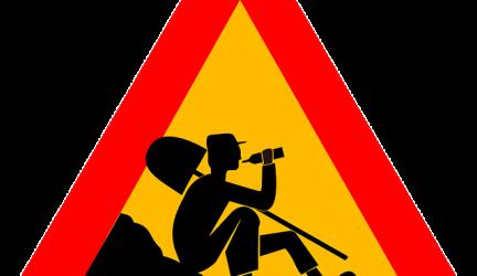 Das Baustellen-Radio-Gelage