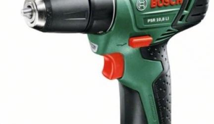 Bosch PSR 10,8 LI: Was seine 10 wichtigsten Eigenschaften für Sie bedeuten