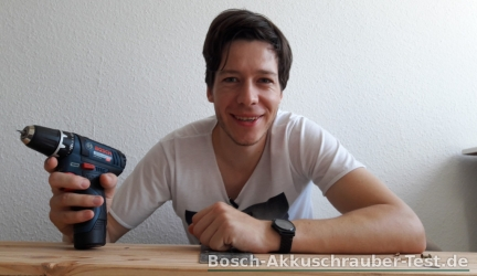 BOSCH GSR 12V-Test: Wie ich mit ihm (fast) ein ganzes Bettregal baute