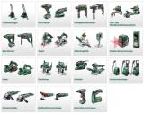 Bosch Werkzeuge – Das ganze Sortiment